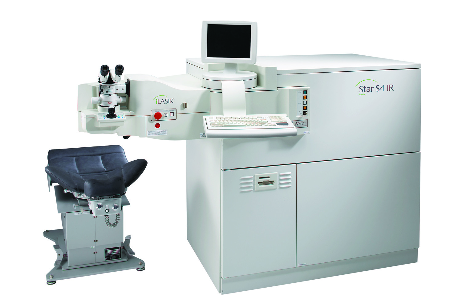 The Abbott – AMO (VISX) STAR S4® Excimer Laser