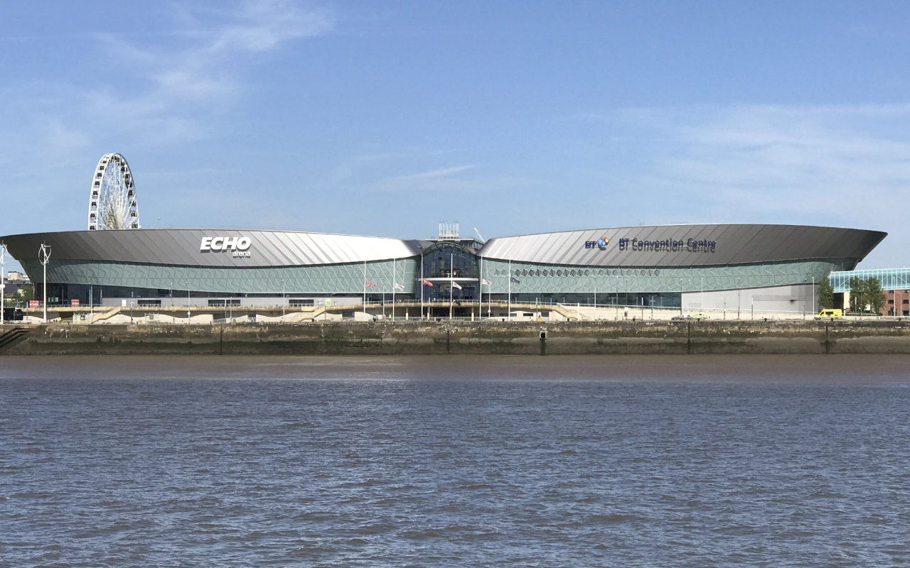 Arena & Convention Centre (AAC), Liverpool
